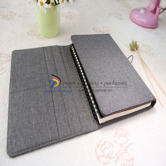 2016 New Design Notebook Printing