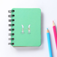 Carton Spiral Binding Notebook, Wire-O Diary Printing
