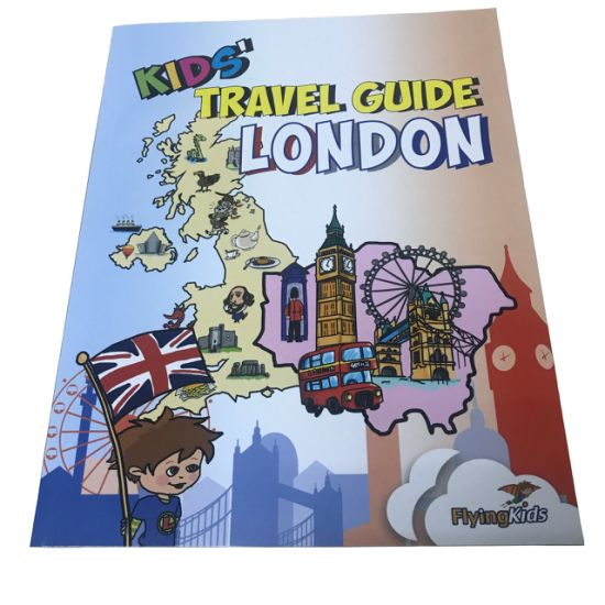 Children English Story Softcover Book Printing, Perfect Binding Book