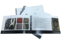Offset Printing Cosmetic Brochure/Catalogue with High Quality