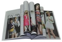 Softcover Book / Magazine / Brochure / Catalogue Printing