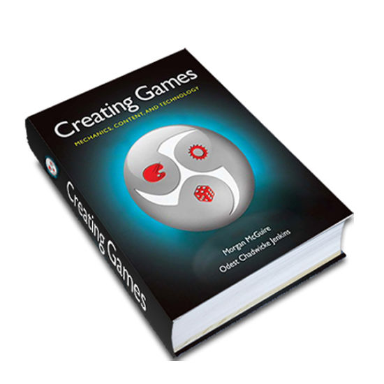 Hard Cover Game Manul Book Printing
