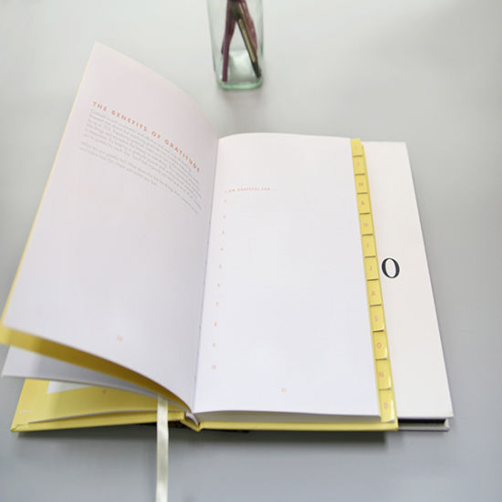 Hard Cover Memo Notebook Printing