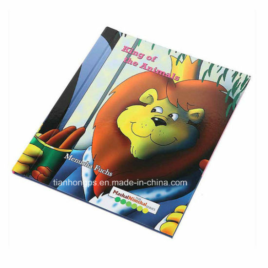 Hardcover Book Printers, (OEM-HC011) Picture Book Printing
