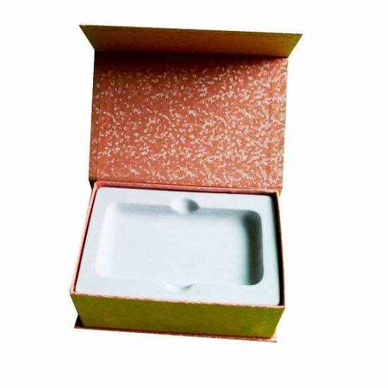White Book Shaped Paper Packaging Box (OEM-BX016)