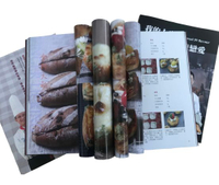 Cook Book, Recipe Book, Softcover Book Printing