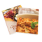 Softcover Recipe Book Printing for Indian Food