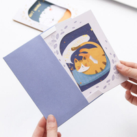 High Quality Gift Card Envelope with Printing