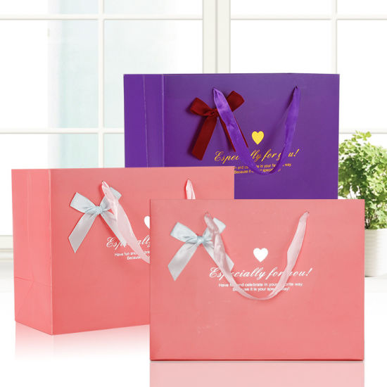 Gift Paper Bag Printing, Highly Quality Paper Bag Printing