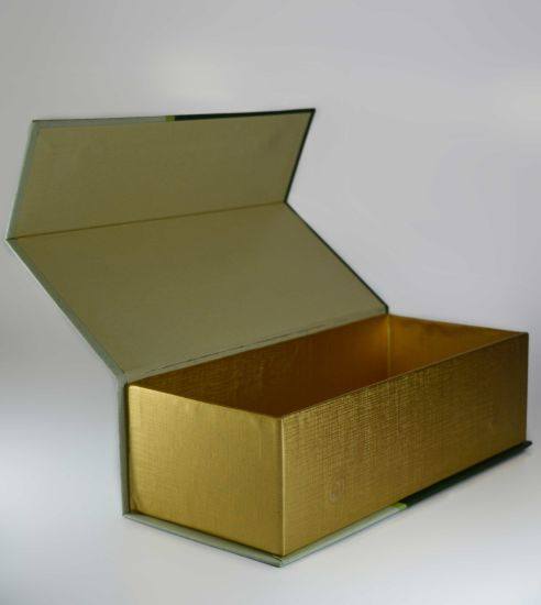 Drinking Paper Packaging Box, Customized Book Printing Service